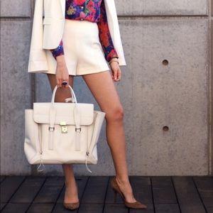 Phillip Lim Large Pashli Bag in White